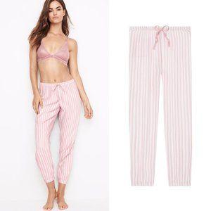 Victoria's Secret Pink Stripe Pajama Bottoms